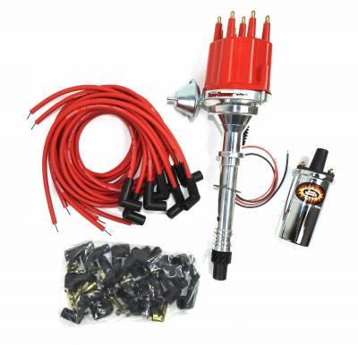 PerTronix Ignition Products - Bundle Kit (D100711,45001,808490)