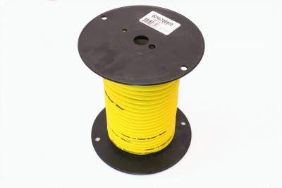 PerTronix Ignition Products - PerTronix Spark Plug Wires - PerTronix Ignition Products - Wires, 7mm Yellow - 100ft spool