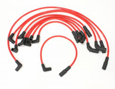 PerTronix Ignition Products - PerTronix Spark Plug Wires - PerTronix Ignition Products - Wires, 8 cyl Chevy Custom Fit Red