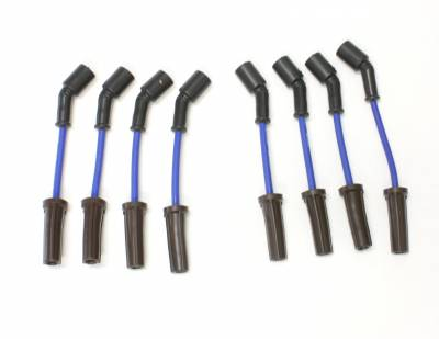 PerTronix Ignition Products - PerTronix Spark Plug Wires - PerTronix Ignition Products - Wires, 8 cyl GM Custom Fit Blue