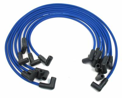 PerTronix Ignition Products - PerTronix Spark Plug Wires - PerTronix Ignition Products - Wires, 8cyl GM Custom Fit blue