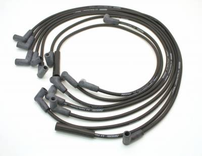PerTronix Ignition Products - PerTronix Spark Plug Wires - PerTronix Ignition Products - Wires, 8cyl GM Custom Fit black