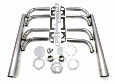 Patriot Headers - Patriot Weld-Up Kits - Patriot Exhaust Products - Street Rod Nailhead Lakester Weld Up