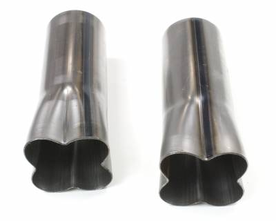"""Patriot Exhaust Products - 4-1 Formed Collector 3"""""""