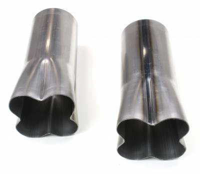"""Patriot Exhaust Products - 4-1 Formed Collector 4"""""""