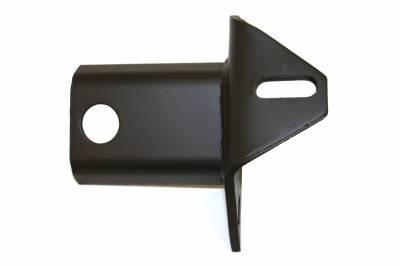 Ford Power Steering Pump Ram Bracket Black