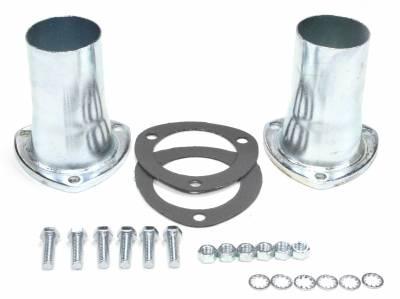 "Patriot Exhaust Components - Patriot Collectors & Reducers - Patriot Exhaust Products - Collector Reducer 3"""