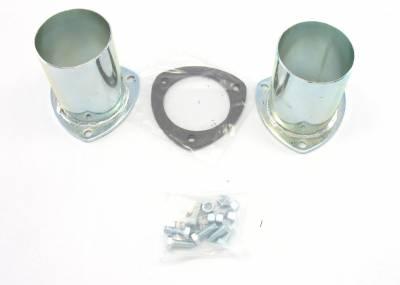 "Patriot Exhaust Components - Patriot Collectors & Reducers - Patriot Exhaust Products - Collector Reducer 3 1/2"""
