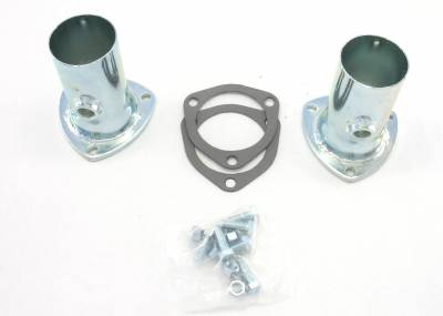 Patriot Exhaust Components - Patriot Collectors & Reducers - Patriot Exhaust Products - Collector Reducer w/O2 Bung