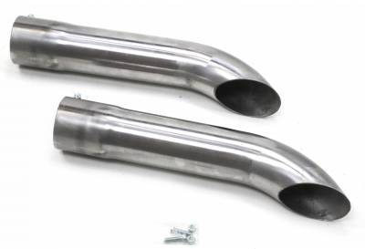 Patriot Exhaust Components - Patriot Exhaust Turn Outs - Patriot Exhaust Products - Exhaust Turnout Raw