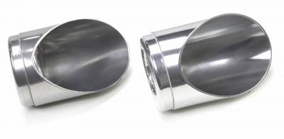 """Patriot Exhaust Components - Patriot Exhaust Turn Outs - Patriot Exhaust Products - Lkst Hdr Col Trnout Kt 3 1/2"""" Coated"""