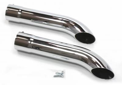 Patriot Exhaust Components - Patriot Exhaust Turn Outs - Patriot Exhaust Products - Side Tubes Turnout Chrm