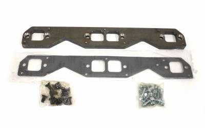 Patriot Exhaust Components - Patriot Gaskets & Flanges - Patriot Exhaust Products - Hdr Flange Chev Inner SBC
