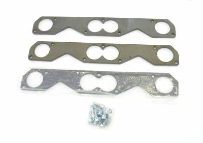 Patriot Exhaust Components - Patriot Gaskets & Flanges - Patriot Exhaust Products - Hdr Flange Chev Outer SBC