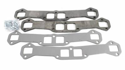 Patriot Exhaust Components - Patriot Gaskets & Flanges - Patriot Exhaust Products - Hdr Flange Chevy 409