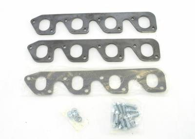 Patriot Exhaust Components - Patriot Gaskets & Flanges - Patriot Exhaust Products - Hdr Flange Frd Oval 351C
