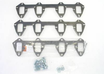 Patriot Exhaust Components - Patriot Gaskets & Flanges - Patriot Exhaust Products - Hdr Flange Frd 16 Bol FE