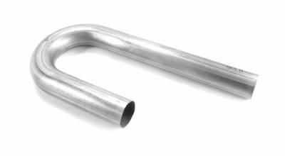 "Patriot Exhaust Bends & Pipes - Patriot Mild Steel Bends - Patriot Exhaust Products - J Bend Aluminized 2 1/4"""
