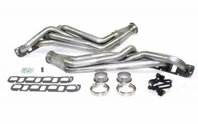 Long Tube - Automotive - JBA Exhaust - JBA Long Tube Headers for 08-19 Challenger 5.7/6.1/6.2/6.4L 05-19 Charger/300C/Magnum 5.7/6.1/6.2/6.4L 2 inch primaries